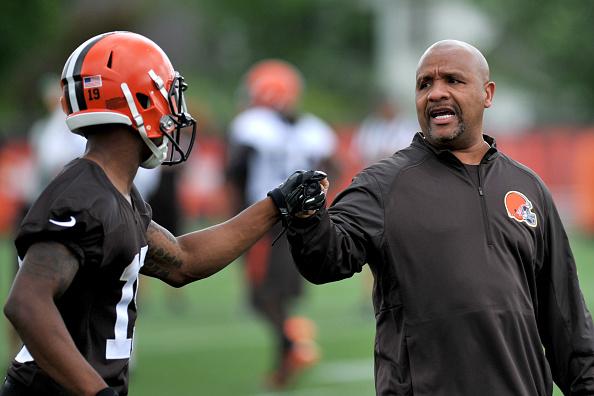 Cleveland Browns Mandatory Mini Camp