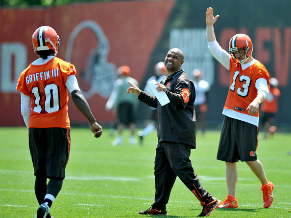 Cleveland Browns OTA