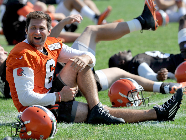 2016 Cleveland Browns Practice