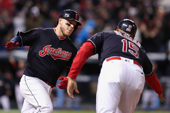 MLB: OCT 25 World Series - Game 1 - Cubs at Indians
