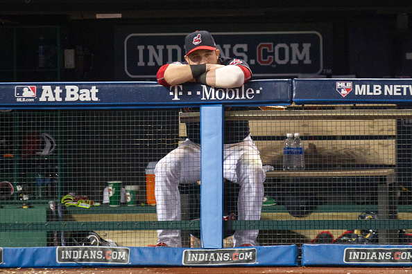 MLB: NOV 02 World Series - Game 7 - Cubs at Indians
