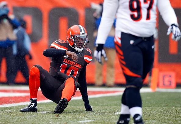 Cincinnati Bengals v Cleveland Browns