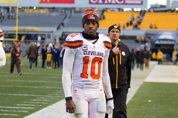 NFL: JAN 01 Browns at Steelers