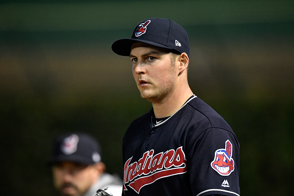MLB: OCT 30 World Series - Game 5 - Indians at Cubs