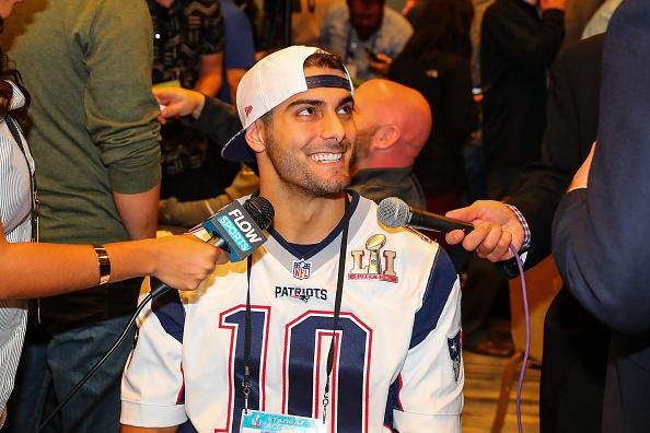 NFL: FEB 01 Super Bowl LI Preview - Patriots Press Conference