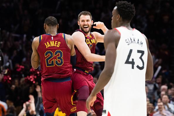 Toronto Raptors v Cleveland Cavaliers
